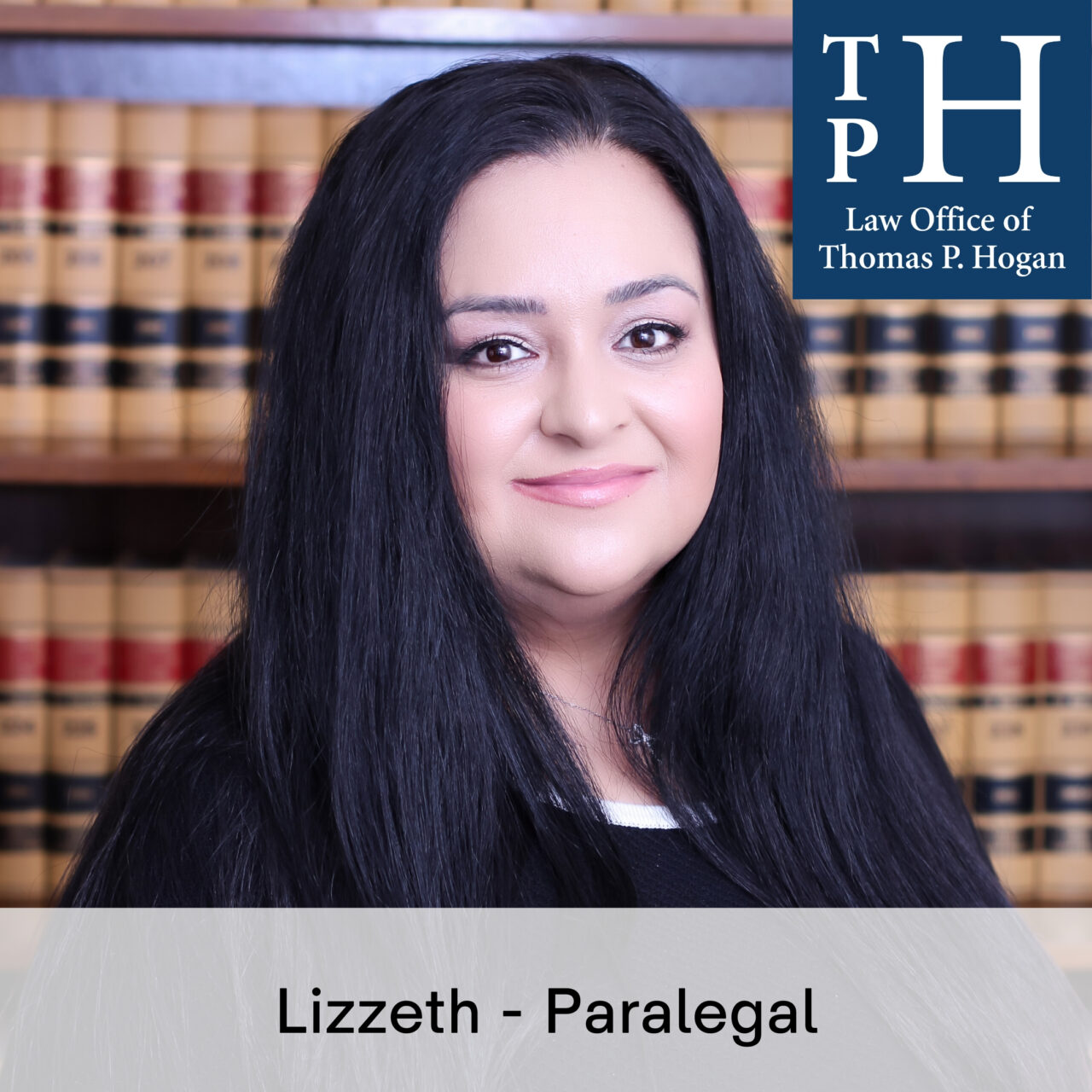 Lizzeth ParaLegal Law Office of Thomas P. Hogan