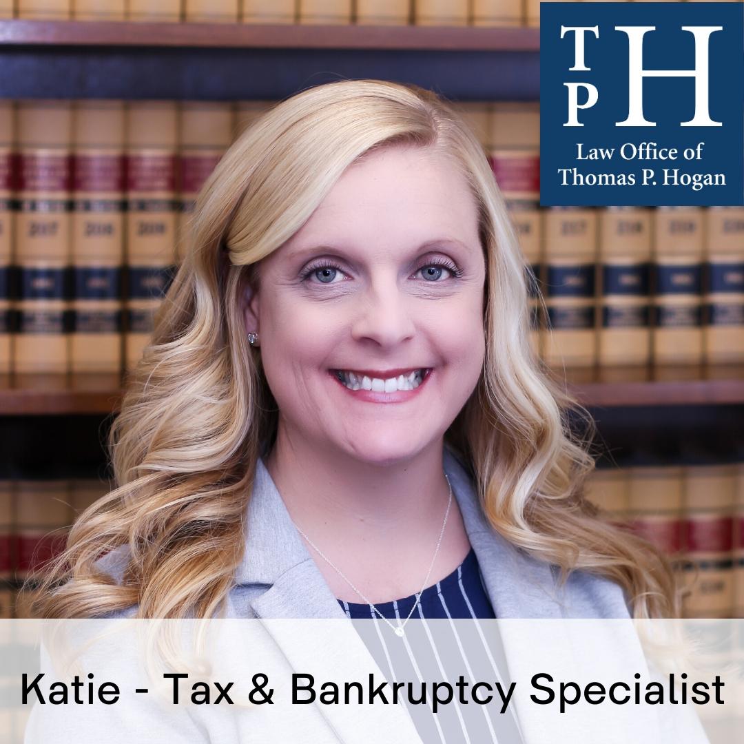 Katie Cochren Tax & Bankruptcy Specialist
