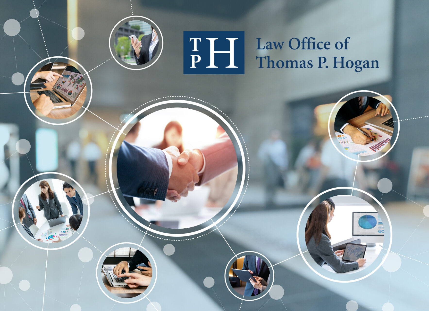 Law Office of Thomas P. Hogan Covid 19 and business support
