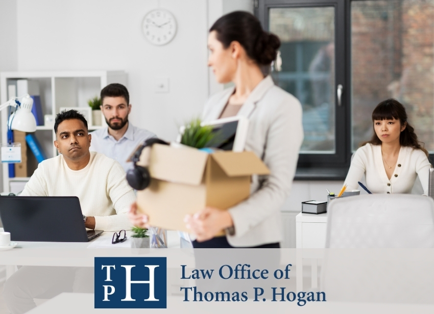 Wrongful Termination Law Office of Thomas P. Hogan